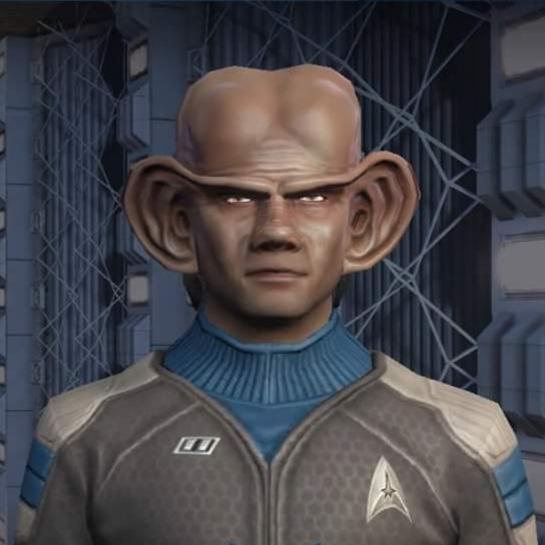 Lieutenant Zev
