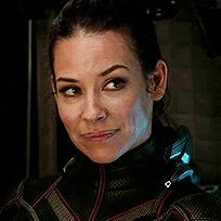 Lieutenant Takara Edden-Parami