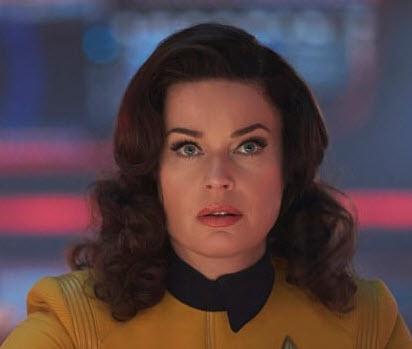 Lieutenant Una Ryan
