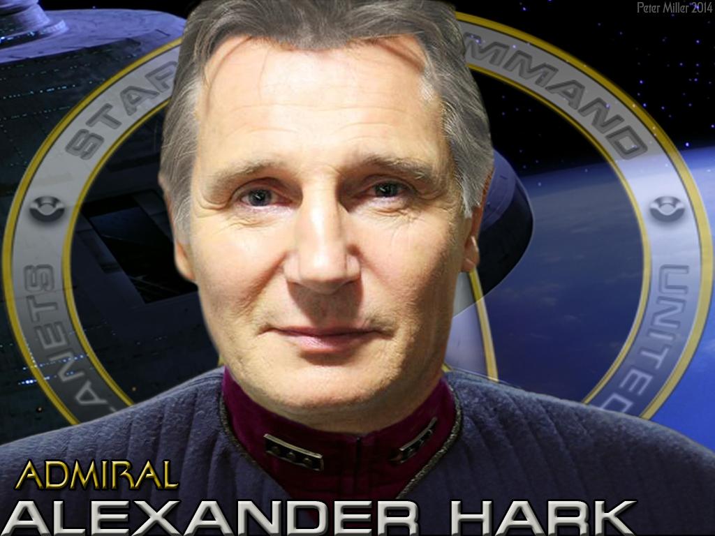 Alexander 'Xander' Hark